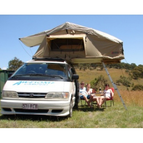 Awesome 4 Person Super Deluxe Camper