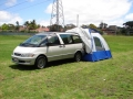 Awesome - 3 Seater Super Deluxe Camper